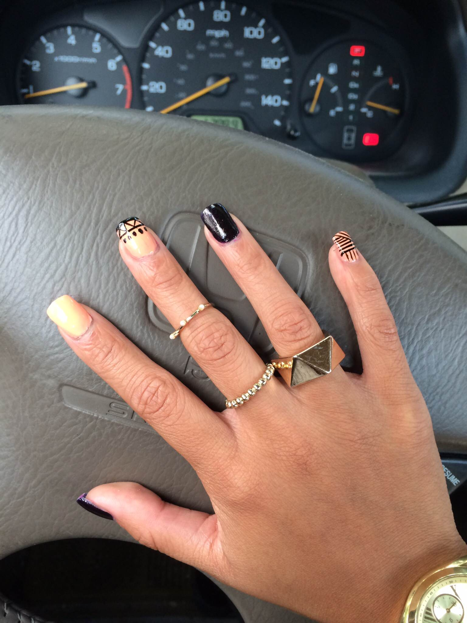Nails Designs Phashion Therapy