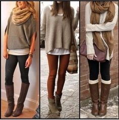 How to wear leg warmers with flats