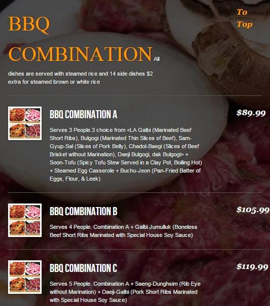 BBQ combination