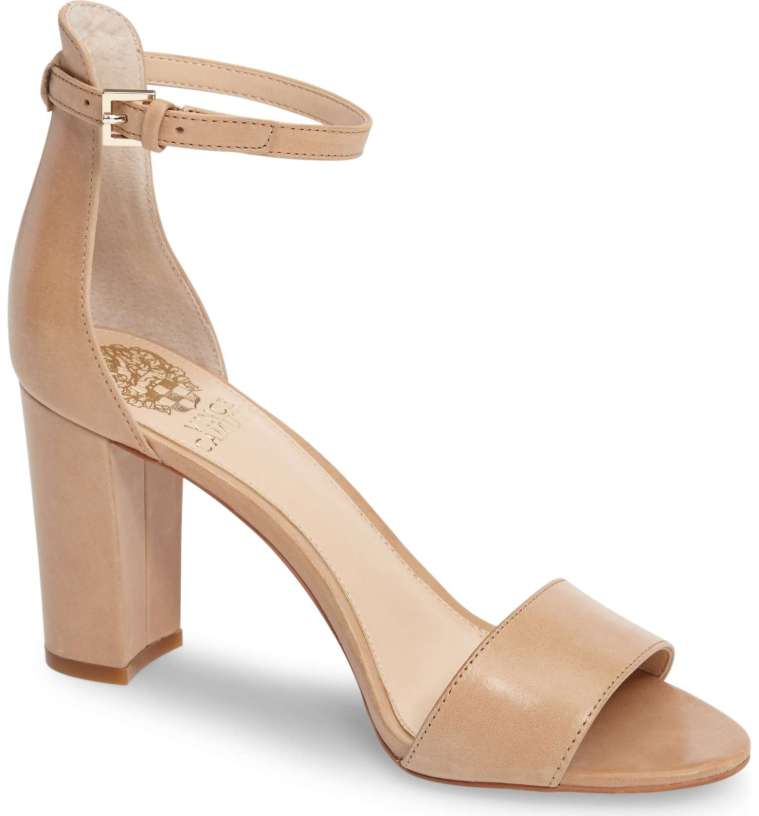 Vince Camuto Ankle Strap Sandals